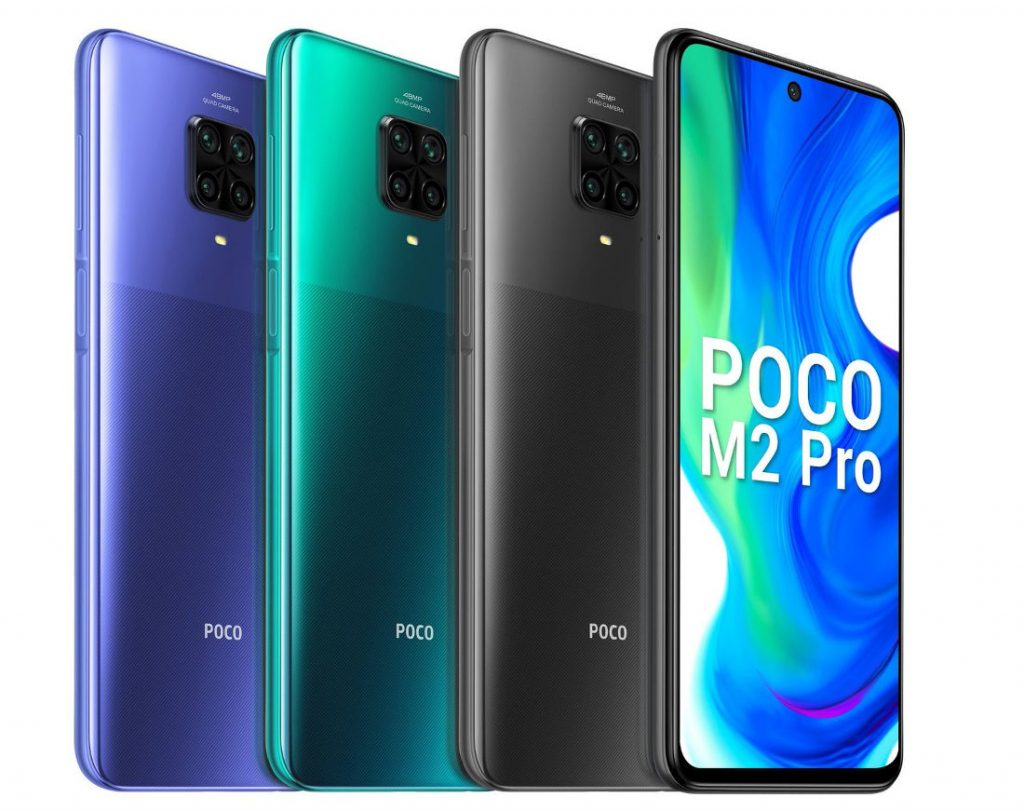 Poco M2 Pro to go on its first sale today at 12 Noon via Flipkart