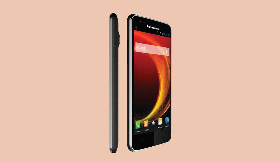 Panasonic ELUGA A launched for Rs 9,490