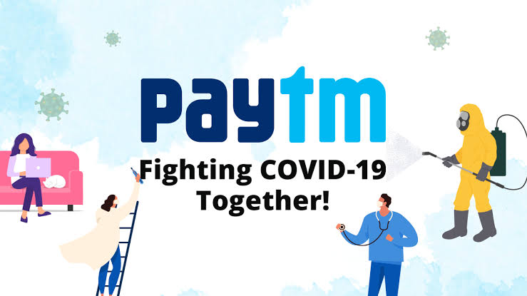 Paytm launches COVID Vaccine slot finder