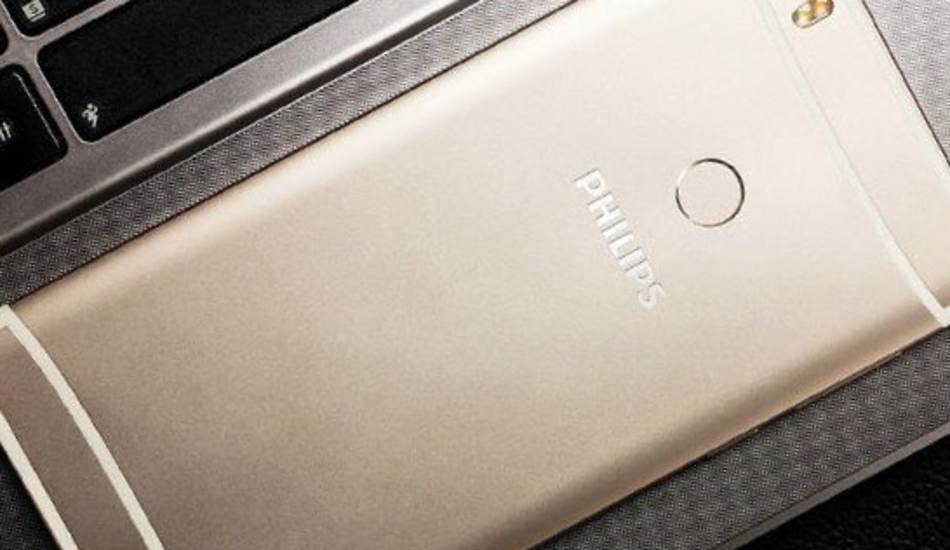 Philips S653H images leaks surfaces online