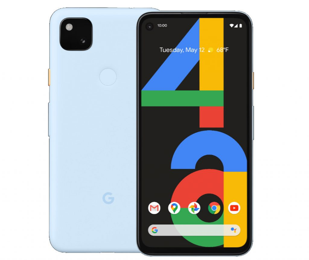 Google Pixel 4a new Barely Blue colour variant launched
