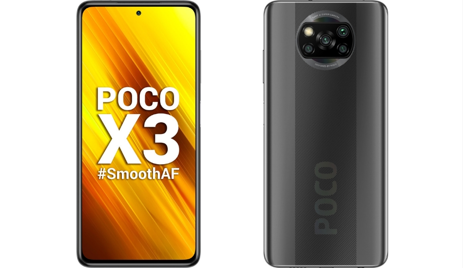 Exchange your Poco F1 for a Poco X3 Pro and a get a discount of Rs 7000