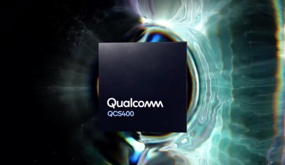 Qualcomm QCS400 SoCs unveiled to power next generation of smart speakers