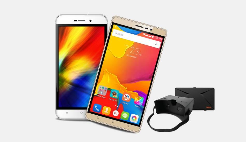 Karbonn laucnhes Quattro L52, Titanium Mach 6 smartphones with VR headset