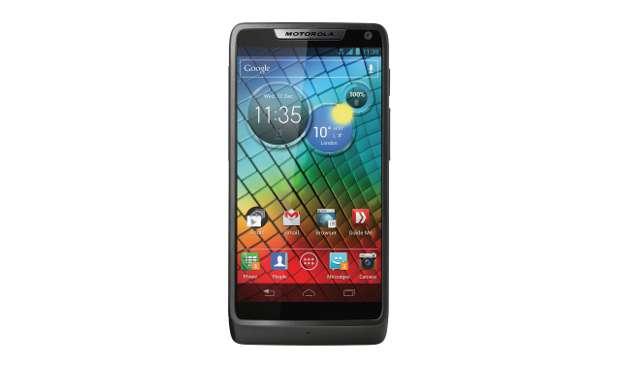 Motorola Razr i unveiled with Intel Atom processor inside