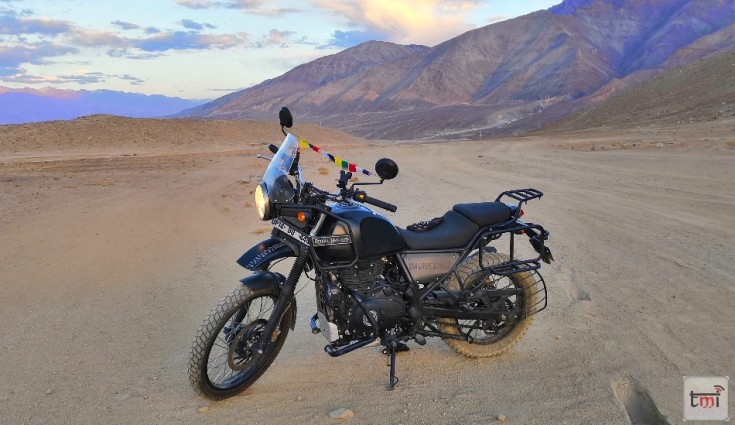 Royal Enfield Himalayan ABS will be priced Rs 2.20 Lakh in India