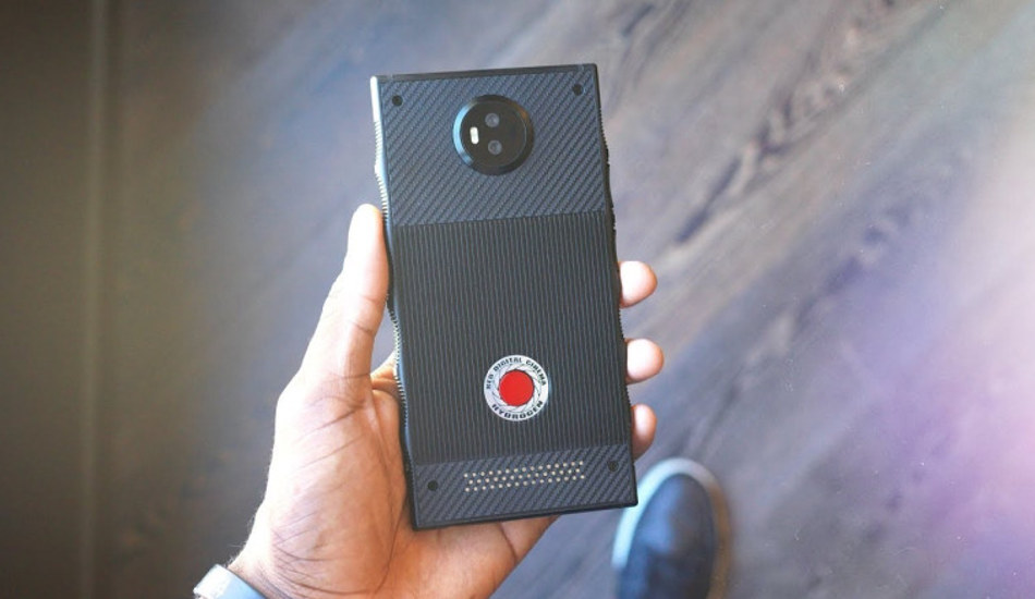 First Look of  RED Hydrogen One Smartphone Prototype Will Amaze You