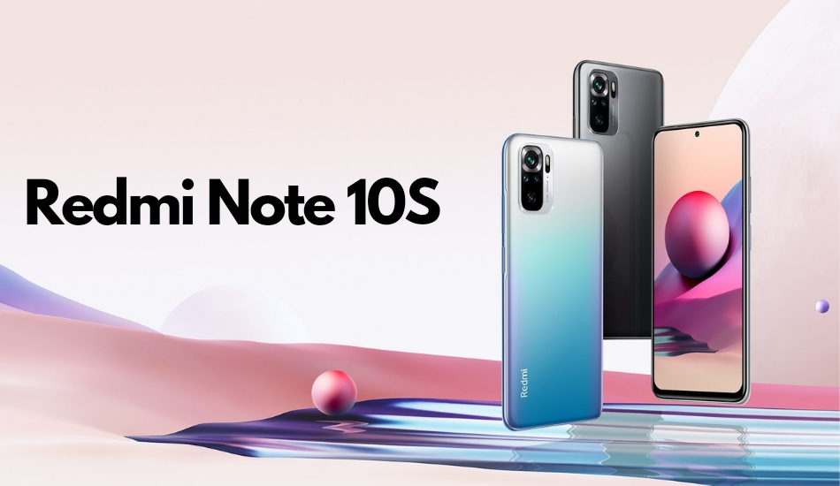 Redmi Note 10S India launch date revealed