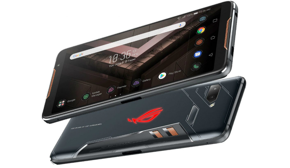 Asus confirms partnership with Tencent Games for ROG Phone 2