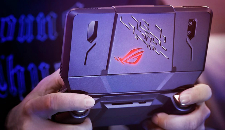 ASUS ROG Phone with 90Hz OLED display, Aero Active Cooler, Gaming Dock announced
