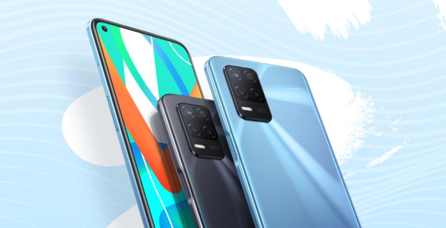 Realme V13 5G goes official with MediaTek Dimensity 700, 5000mAh battery