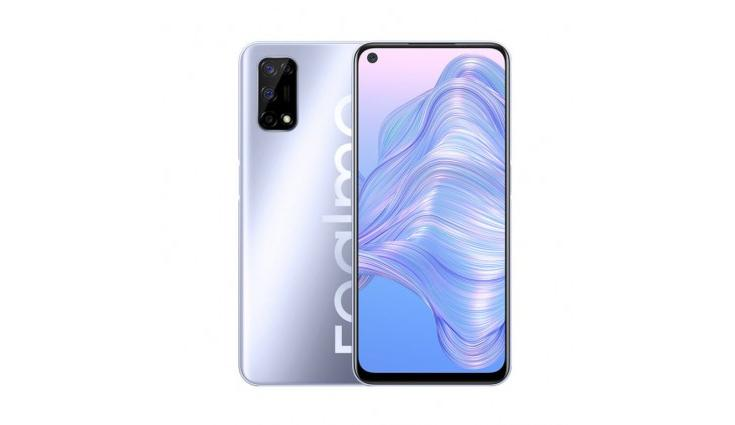 Two mysterious Realme smartphones appear online