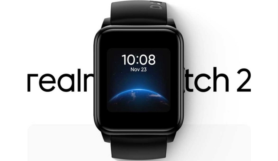 Realme Watch 2 launched with IP68 resistance, 90 sports modes