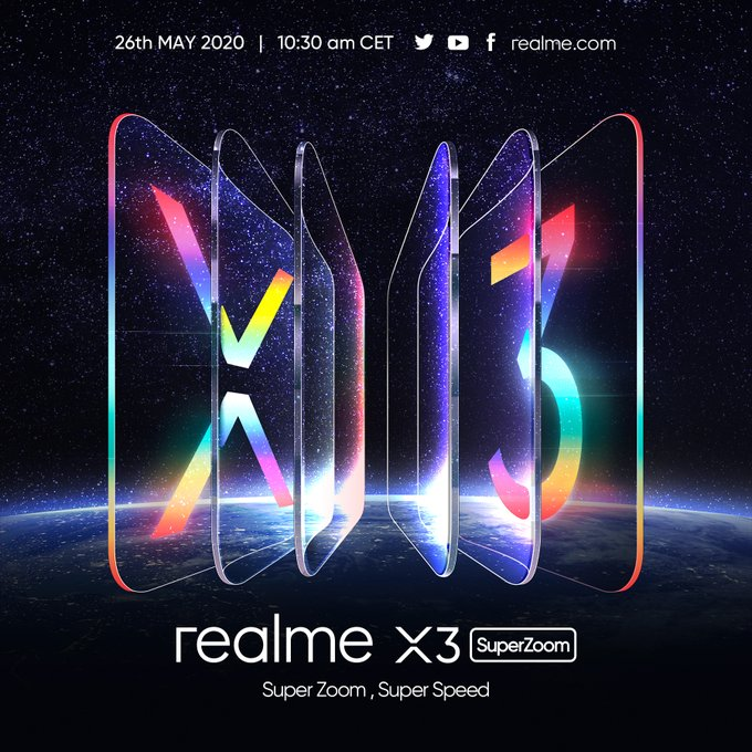 Realme X3 Zoom receives update with Realme PaySa, June security patch and more