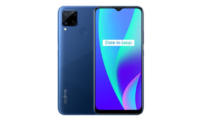 Realme C15 first sale to be held today on Flipkart, Realme.com: All you need to know