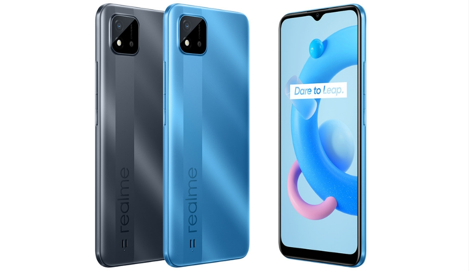 Realme C11 (2021) arrives with 8MP rear camera, 2GB RAM and more