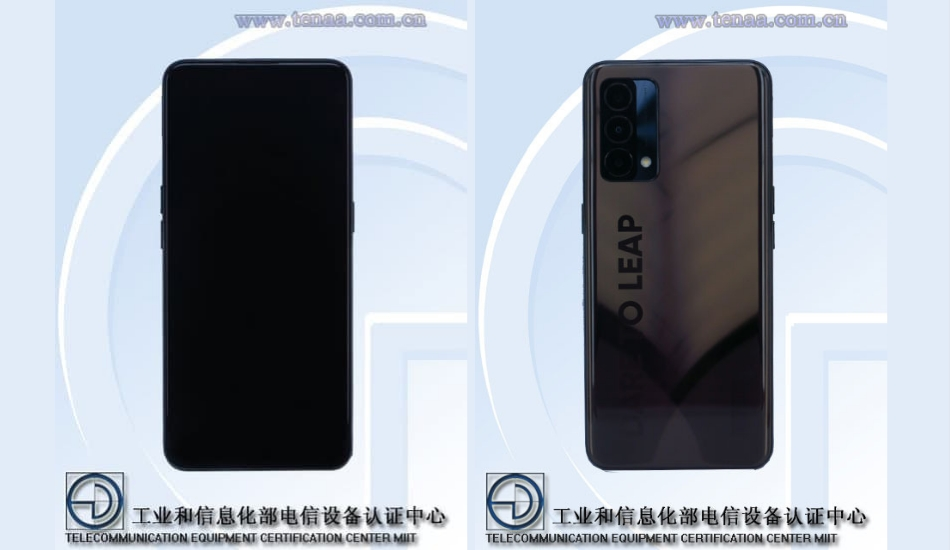 Realme V25 TENAA listing suggests it could be an Oppo K9 5G rebrand