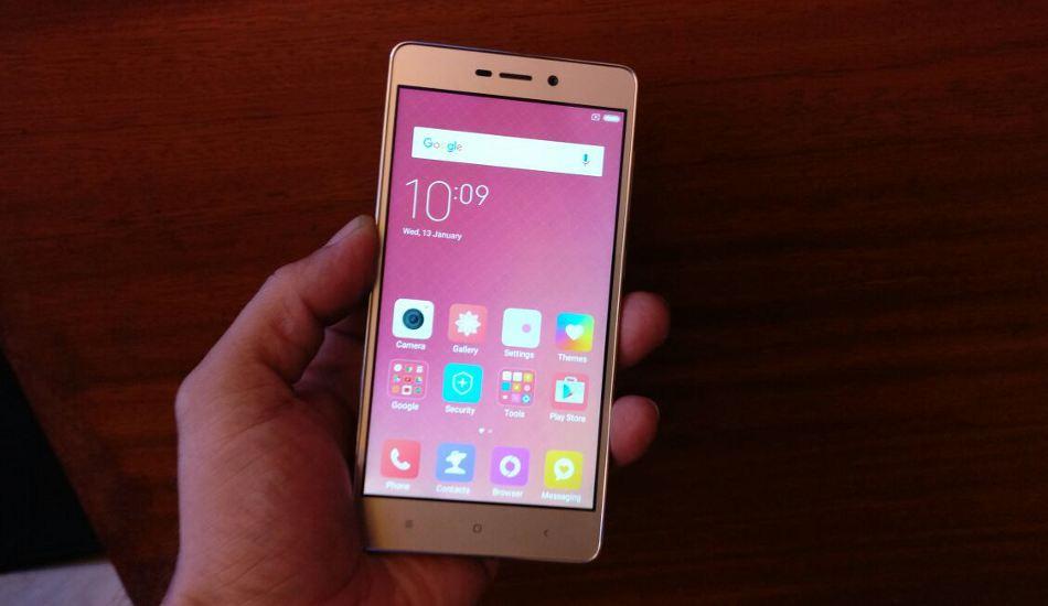 Xiaomi Redmi 3S Prime Review - Just take it