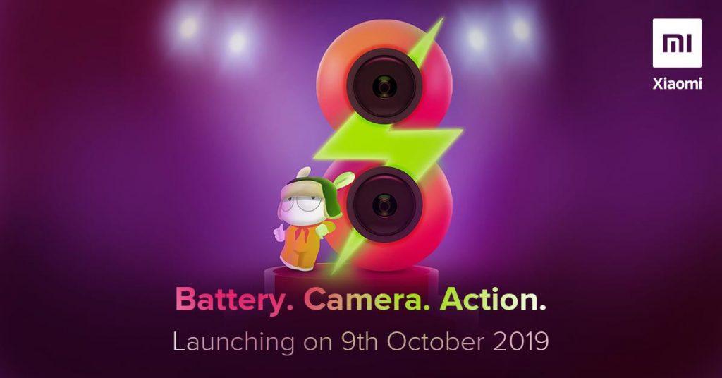 Redmi 8 will be exclusive to Flipkart