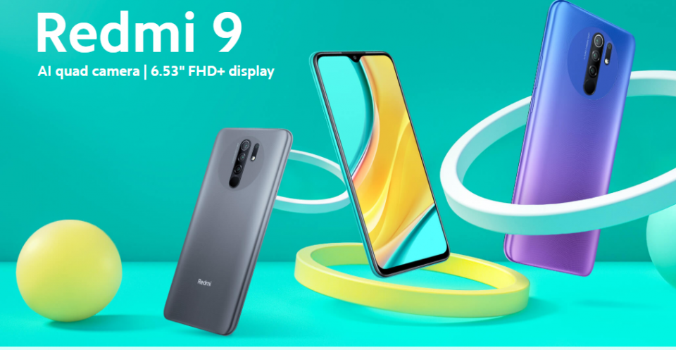 Redmi 9 new variant with 6GB RAM, 128GB storage spotted on TENAA