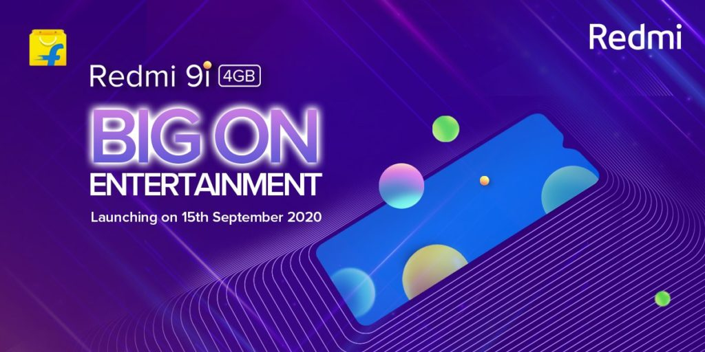 Redmi 9i price leaked ahead of launch on September 15
