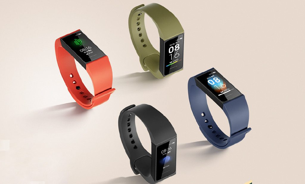Redmi Smart Band with colour display, up to 14 days battery life launched in India for Rs 1599