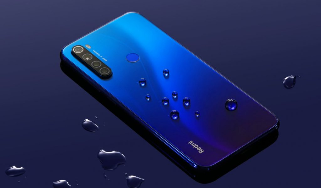 Redmi Note 8 2021 goes official with Helio G85 SoC, 48MP quad rear cameras