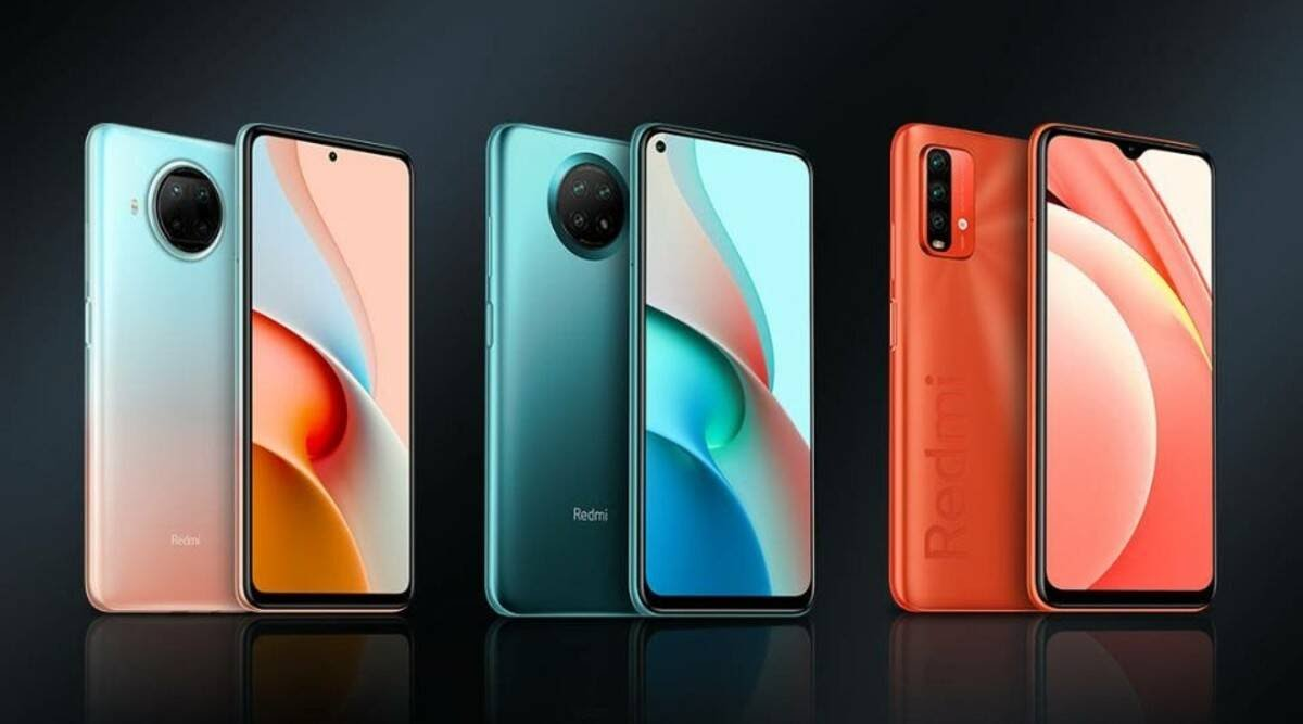 Redmi Note 9 Pro, Note 9 5G and Note 9 4G launched  in home country
