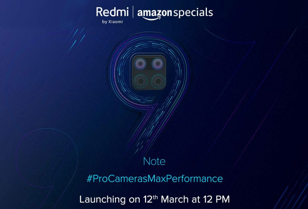 Redmi Note 9 goes on open sale in India