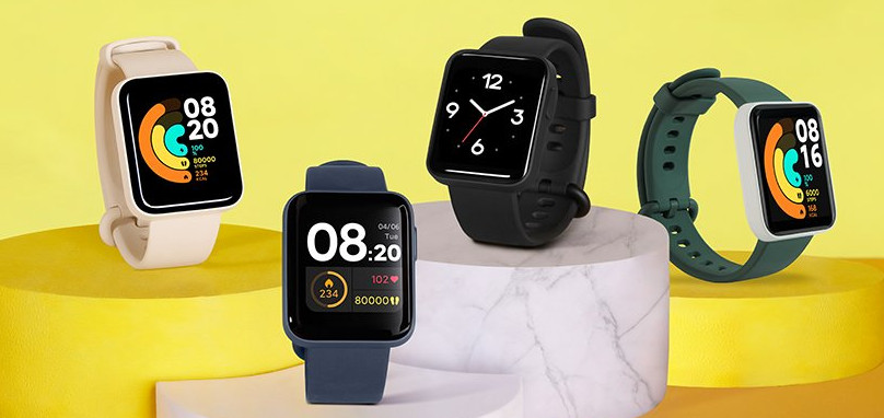 Redmi Watch with 1.4-inch display, 11 sports modes launched in India for Rs 3,999