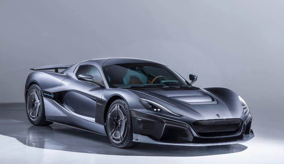 Geneva Motor Show 2018: Rimac introduces C Two, fastest electric sports car to the world