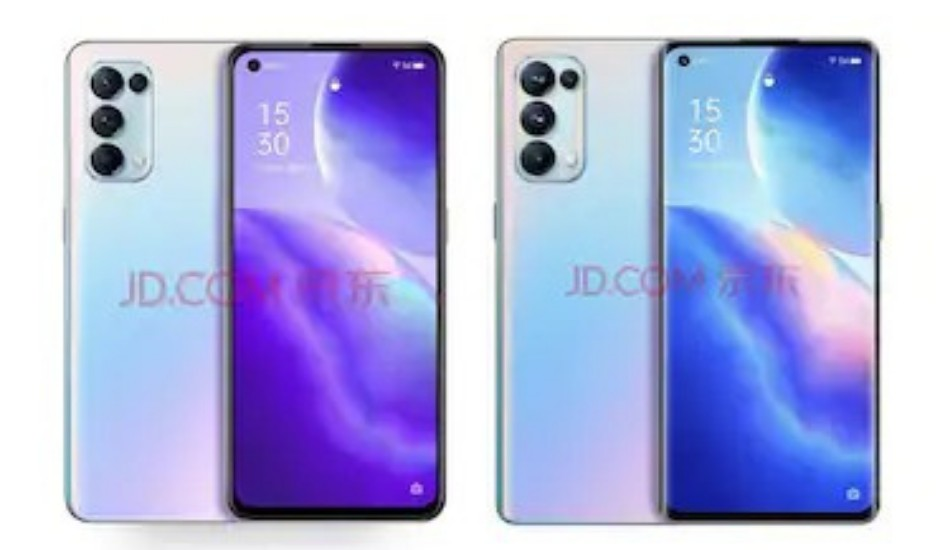 Oppo Reno 5 Series specifications leaked ahead of expected December 10 launch