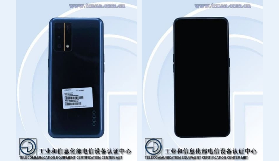 Oppo Reno 6 series spotted on 3C website, to feature IMX789 sensor, Snapdragon 888