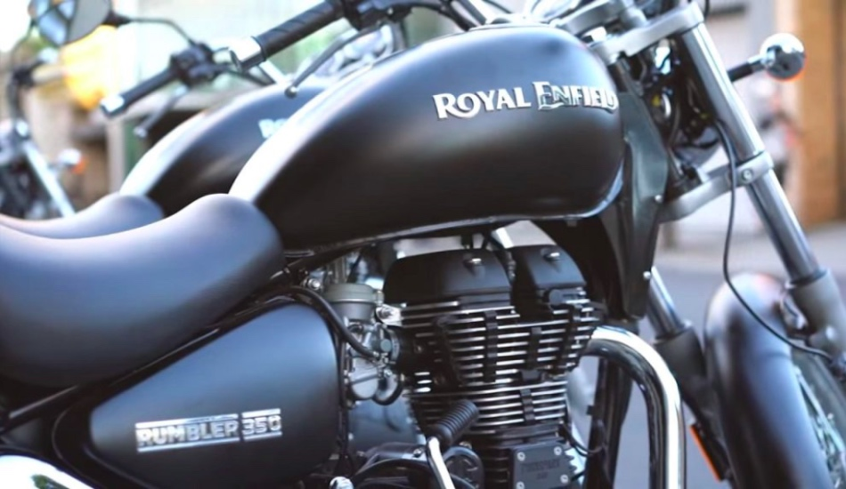 Royal Enfield Thunderbird 350 launched in Australia as Rumbler 350