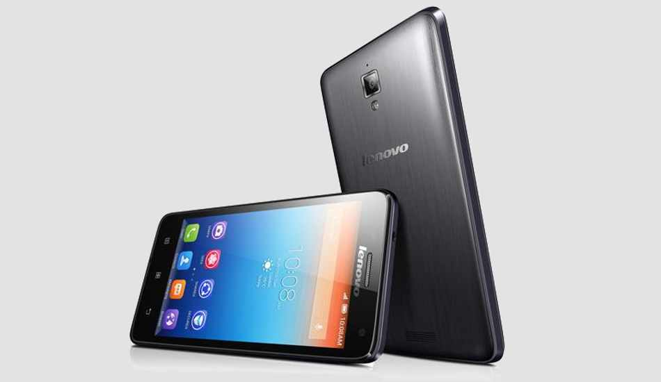 Lenovo S860 now available in India for Rs 21,500