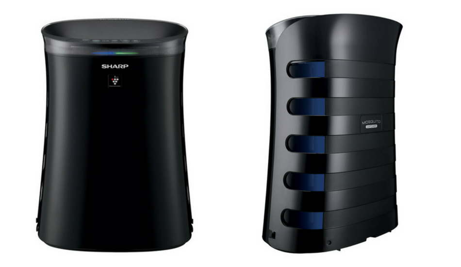 Sharp launches FP-GM50E-B Air Purifier cum Mosquito Catcher