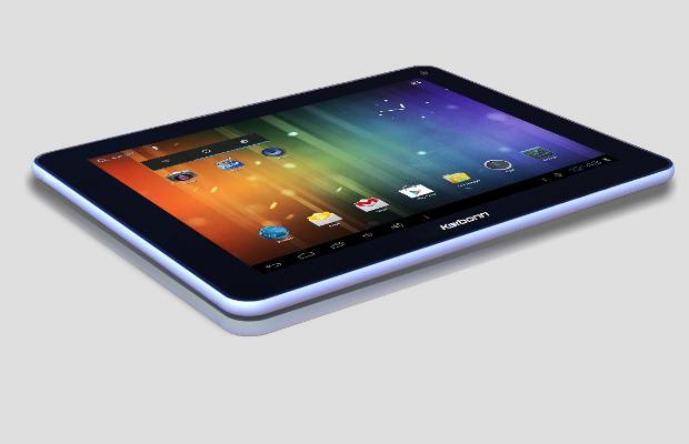 Karbonn launches Agnee 3G android tablet for Rs 9,900