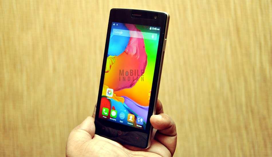 Salora Arya A1 Plus Smartphone Review