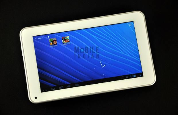Tablet review: Salora ProTab HD