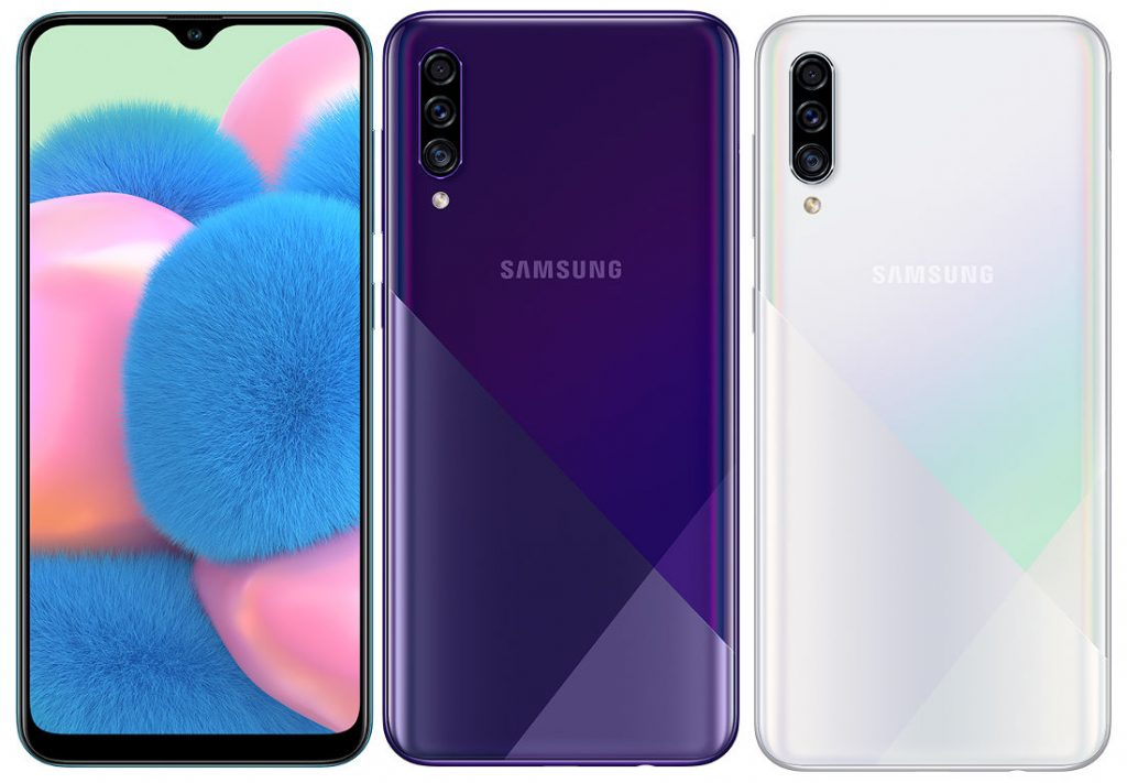 Samsung Galaxy A30s receiving Android 10 update with One UI 2.0