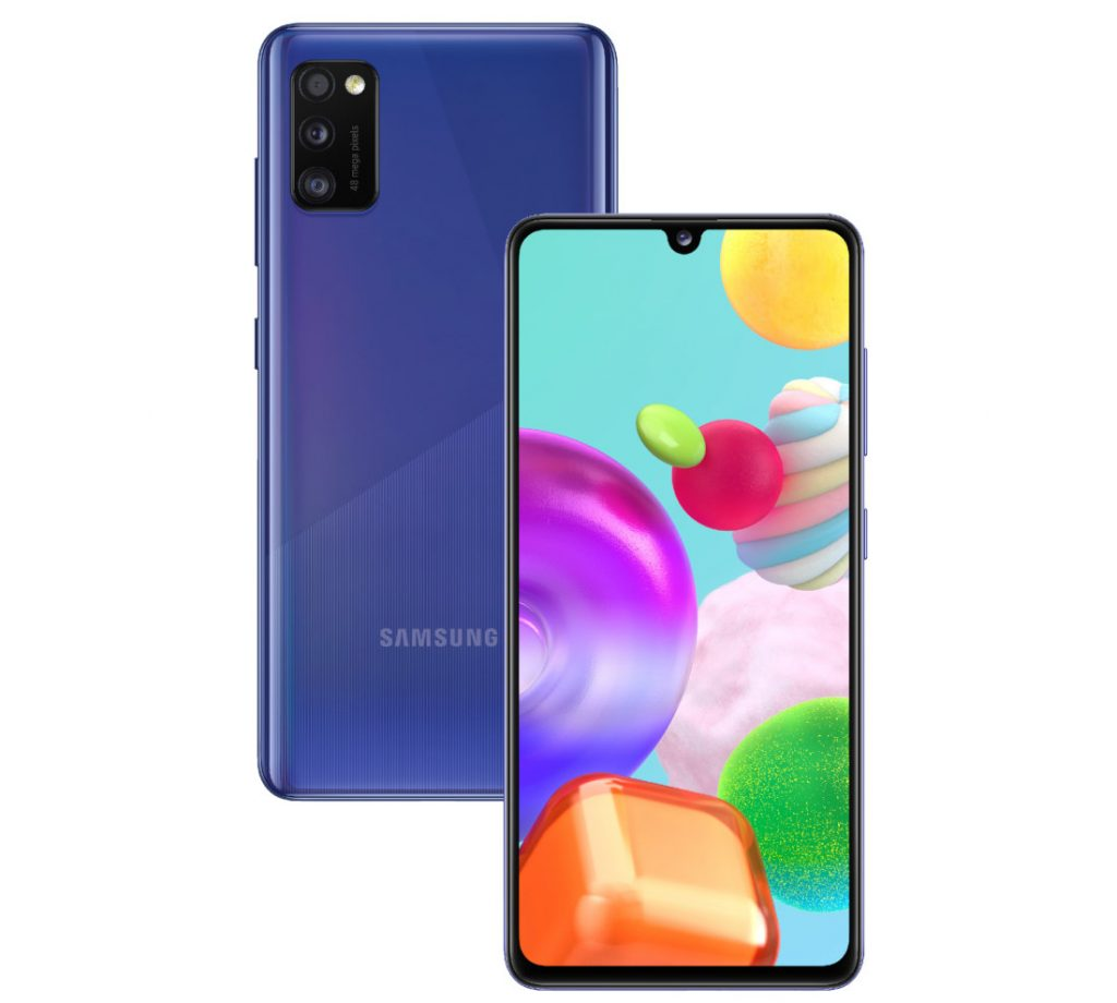 Samsung Galaxy A41 enters global market with 48MP triple rear cameras