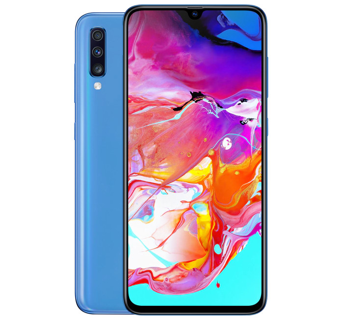 Samsung Galaxy A70 now receiving One UI 2.5 update in India