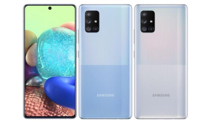 Samsung Galaxy A51s 5G, Galaxy A71s 5G smartphones spotted online