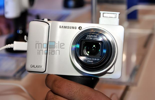 Galaxy Camera vs Nokia PureView 808