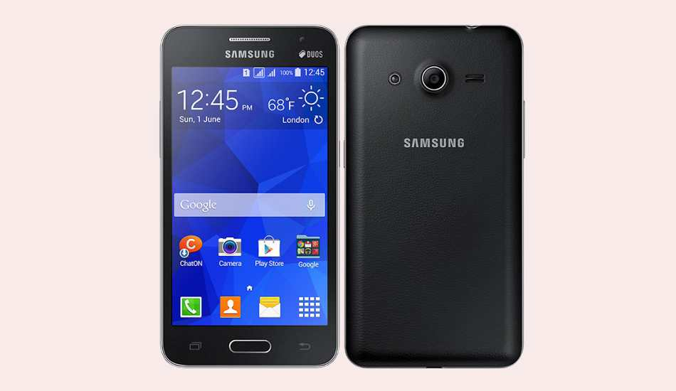 Samsung Galaxy Core II lands in India for Rs 11,900