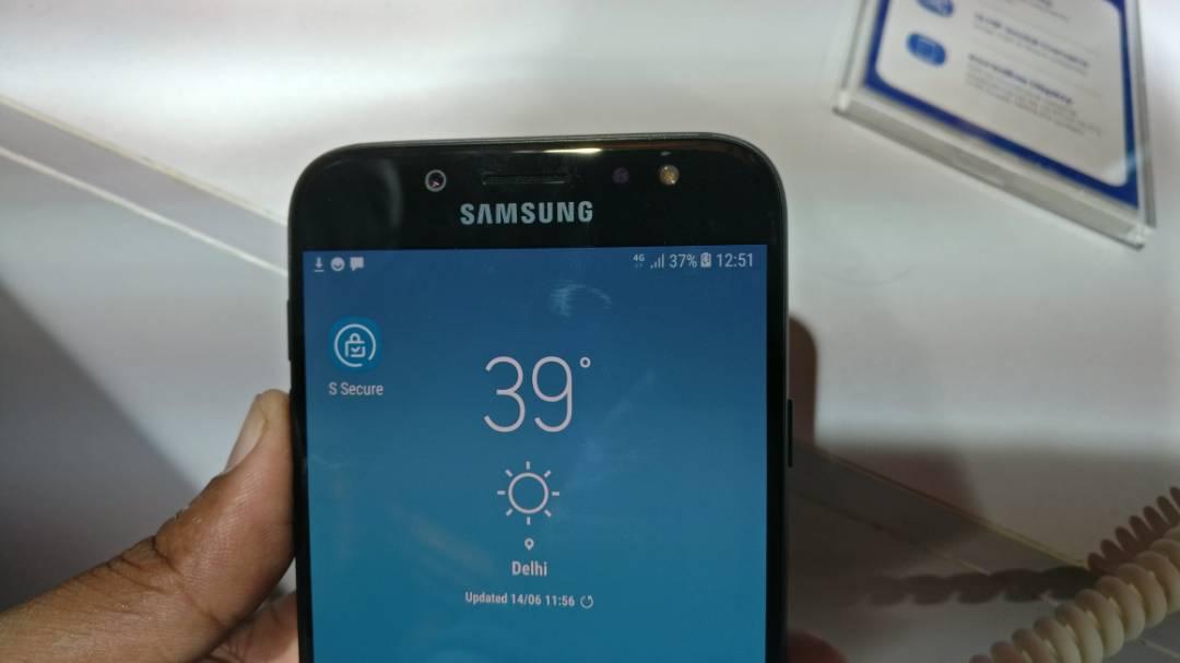 Samsung Galaxy J7 Pro First Impressions
