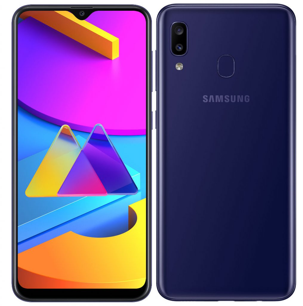 Samsung Galaxy M10s recieves a price cut of Rs 1,000