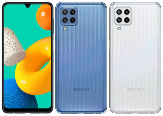 Samsung Galaxy M32 launched in India with 90Hz AMOLED display, Helio G80, 6000mAh battery