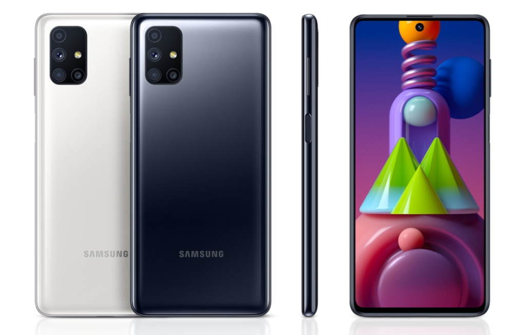 Samsung Galaxy M51 launched in India with 7000mAh battery, 64MP quad rear cameras, price starts Rs 24,999