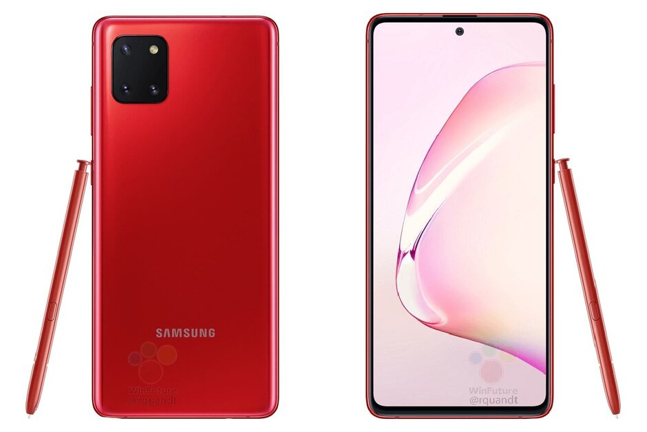 Samsung Galaxy Note 10 Lite First Impressions: Finally a Note for the masses!
